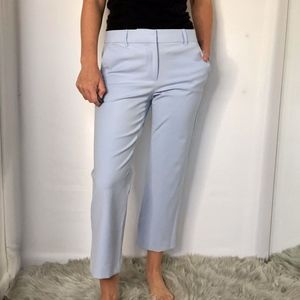 Talbots Baby Blue Cropped Pants